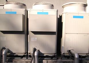工場冷房設備
